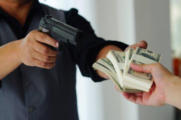 Efektyviausias pasaulio bankų plėšikas: priklausomybė nuo heroino pakurstė metus trukusią apiplėšimo epopėją
