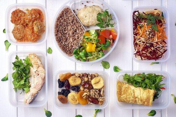 Daktaras pataria: kontroliuoti svorį galima valgant bet ką ir neskaičiuojant kalorijų