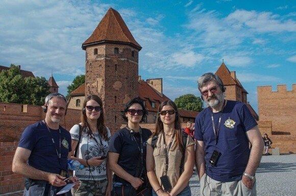 Punsko lietuviai: gyvendami Lietuvoje pamirštate laisvės kainą