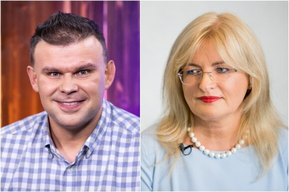 Valerijus Morozovas, Lina Zabulienė