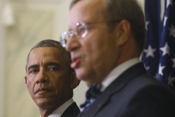 Barackas Obama, Toomas Hendrikas Ilvesas
