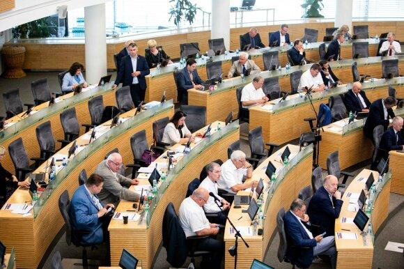 Seimo nariai planuoja vizitą į Baltarusiją: paprasta tikrai nebus