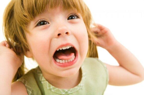 Kokių klaidų nedaryti prižiūrint vaiko plaukus?