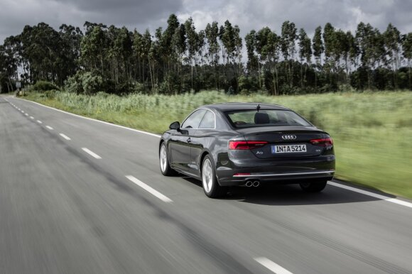 """Audi A5 Coupe"""