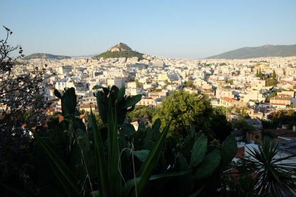 Anafiotika Atėnuose