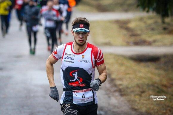 Lietuvos bėgimo taurės III etapas Rėkyvoje