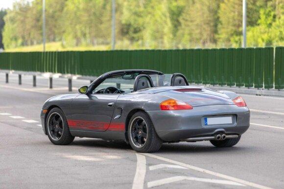 """""""Porsche Boxster"""" / Autoplius.lt nuotr."""