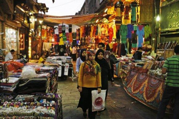 """Lietuvaičių atostogas griovė """"kvapnios"""" turistės ir persekiojantys egiptiečiai"""