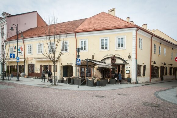 Какие места в Вильнюсе белорусы считают своими?