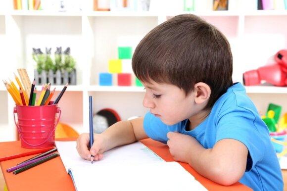 Ką turi žinoti tėvai, auginantys priešmokyklinukus
