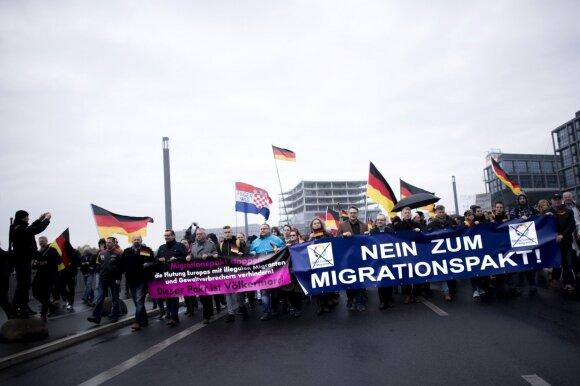 Po Austrijos pastabų sukruto visa Europa: pasirašomos sutarties pasekmes jausime ilgai?