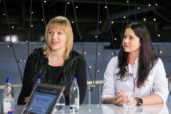 Rūta Petereit, Laura Vanagaitė
