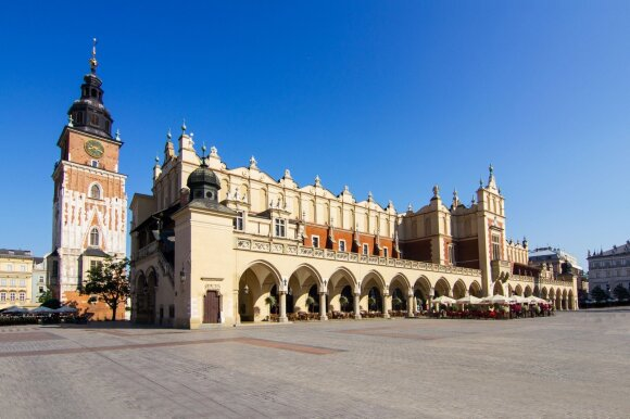 Krokuva žavi vis daugiau lietuvių: ką verta pamatyti