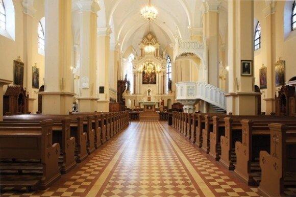Kuo gali nustebinti Kaišiadorių katedra?