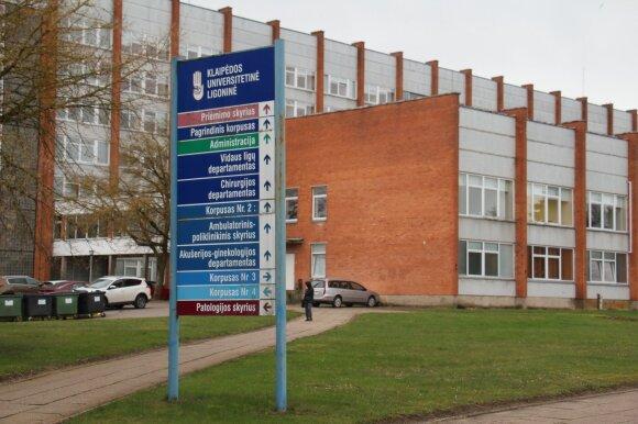 Retas atvejis nustebino net patyrusius Klaipėdos universitetinės ligoninės medikus