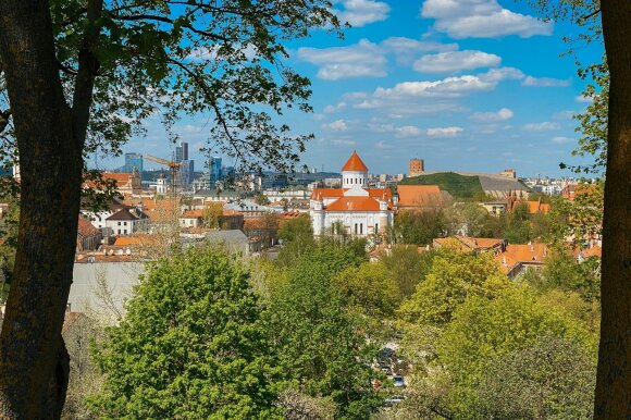 Sudarė NT kainų Vilniuje žemėlapį: kur būstą įpirkti lengviausia?