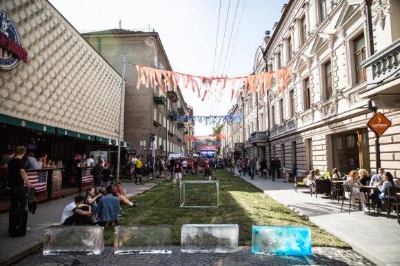 Vilniečiai įsiutę dėl naujų planų populiarioje gatvėje: tai yra katastrofa