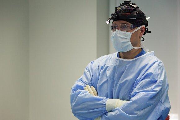 Gijos Klinikų plastikos chirurgas Darius Bagdanavičius