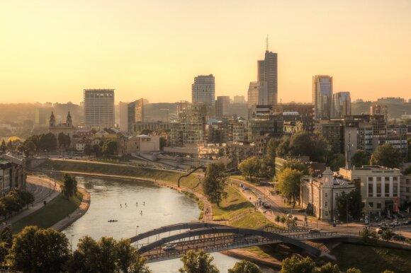 Irklentės Vilniuje