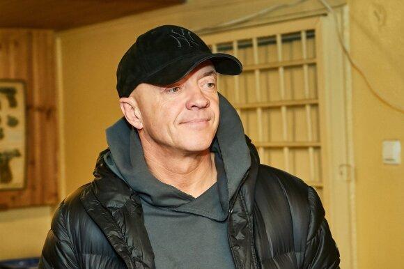 Ramūnas Rudokas (Ruslano Kondratjevo nuotrauka)