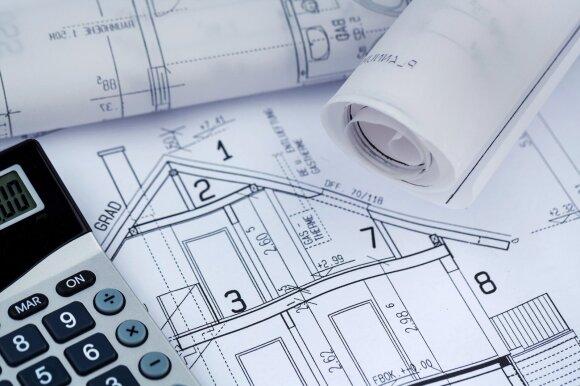 Pasikeitę reikalavimai palengvino namų statybą Lietuvoje