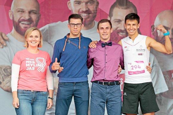 Bėgikai susivienys dėl krūties vėžiu sergančių moterų