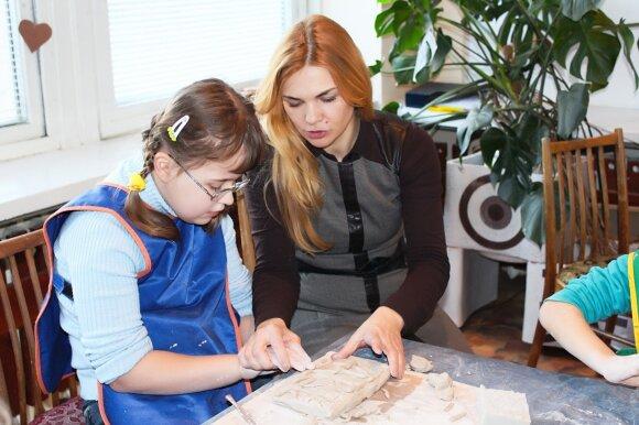 Gerumo akcija: padėkite įgyvendinti regos negalią turinčių vaikų svajones