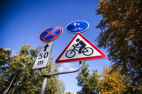 5 paprasti veiksmai, kurie padės išvengti nelaimės kelyje