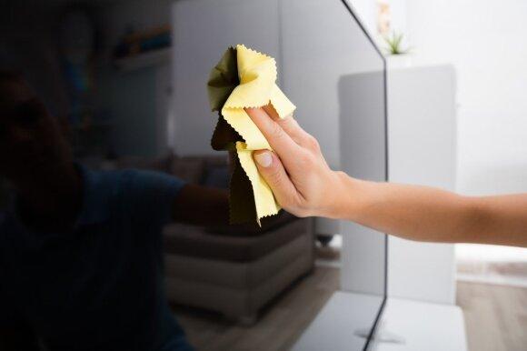 Iš viešbučių kambarinių lūpų: kaip geriausia tvarkyti namus?