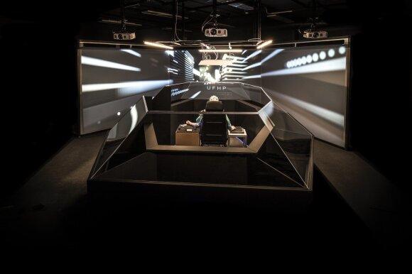 """Kaip kuriamas ateities automobilis: """"Audi"""" parodė eksperimentą"""