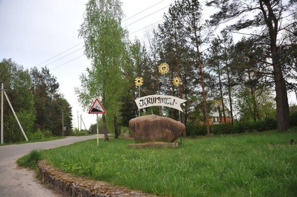 Krūminių kaimas