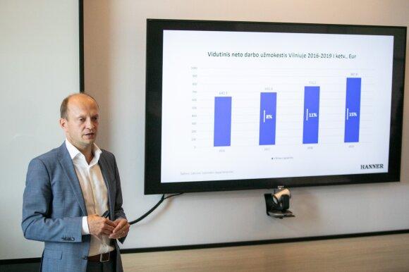 Vilniaus NT rinka – kosminėse aukštumose: pasiekti naujų būstų pardavimų rekordai