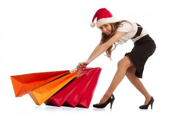 Finansų ekspertė apie apsipirkimą Kalėdoms: nereikia išsidurti nuolaidomis