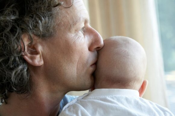 ATVIRAI: koks vyras yra tobulas tėtis