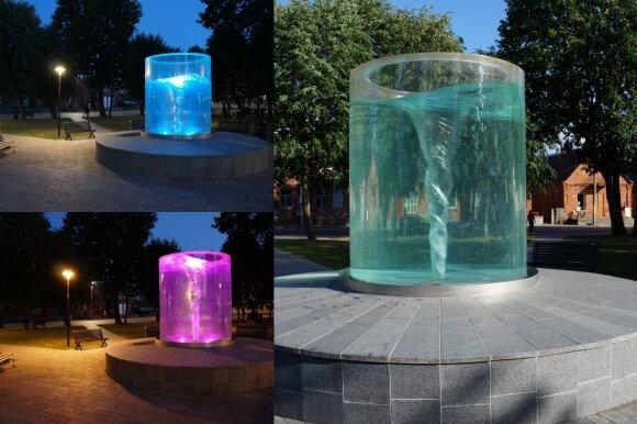 Fontanas Butrimonyse