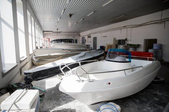 Lietuvos krašte, kuriame nėra ežerų – gamina laivus: lietuviai tokių sau leisti nelabai gali