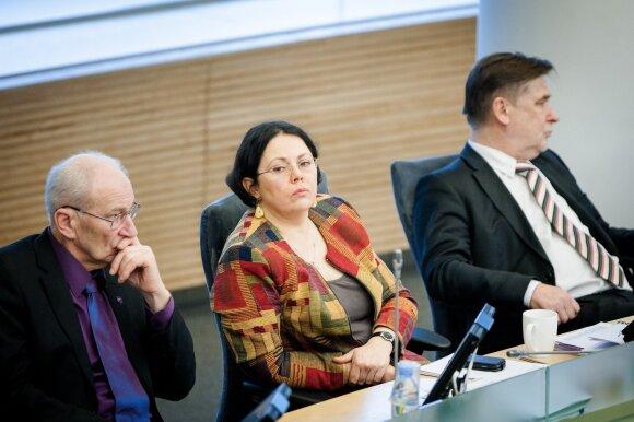 Jonas Varkala, Aurelija Stancikienė ir Valdas Vasiliauskas