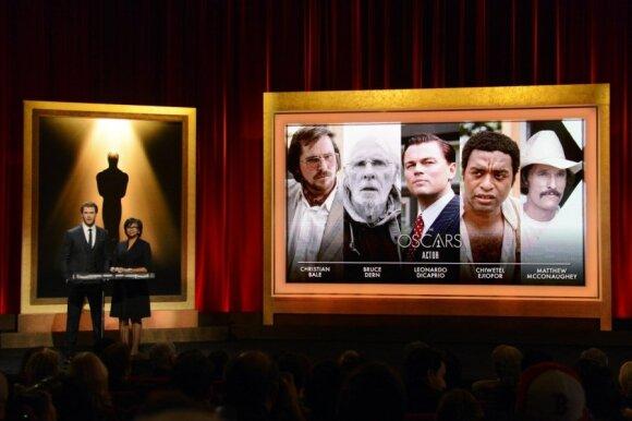 Oskarų nominacijų paskelbimo ceremonija