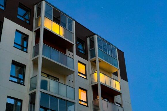 Visai šalia Vilniaus esančiame miestelyje butą galima įsigyti ir be paskolos