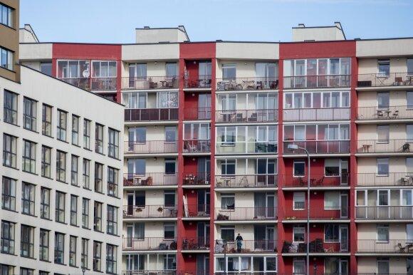 Skaičiuoja metus, kada gyvensime tvariuose pastatuose