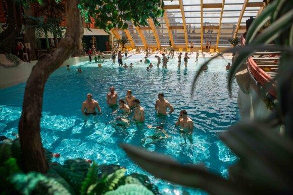 Karantinas švelninamas ir sporto klubuose: atsidarys ir salės, ir baseinai