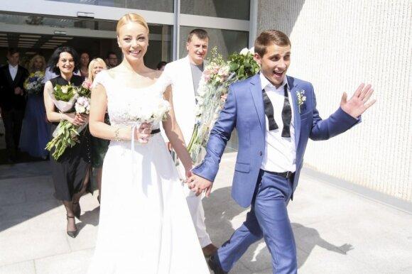 Vilijos Pilibaitytės-Mios vestuvės