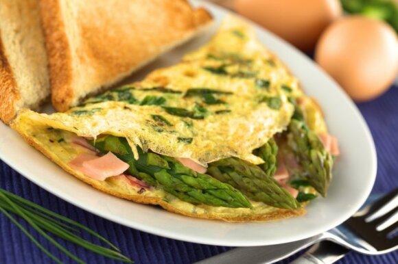 Galime nusižiūrėti: ką pusryčiams valgo įžymybės