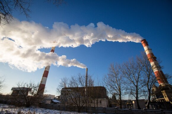Heating from Vilniaus Energija