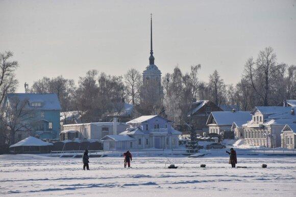 Putinas įgyvendina multimilijardinį Rusijos miestų modernizavimo projektą