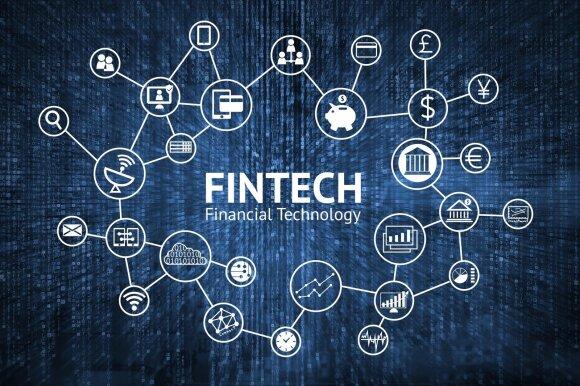 Fintech, technologijos, blockchain