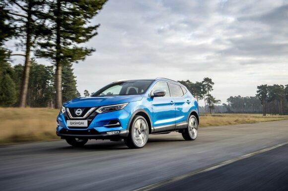 Kokie nauji automobiliai dažniausiai parduodami su nuolaida?