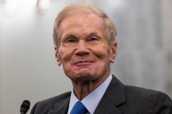 Naujasis NASA vadovas Billas Nelsonas
