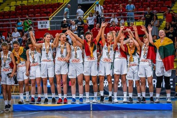 Lietuvos merginų krepšinio rinktinė