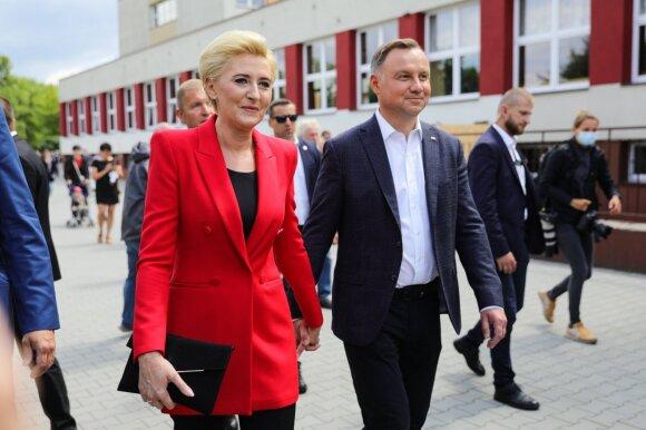 Andrius Vaišnys. Ar vokiečių žurnalistas rinko Lenkijos prezidentą?
